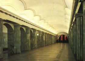 Фотогалерея станции «Балтийская»