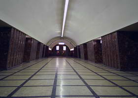 Фотогалерея станции Московские Ворота