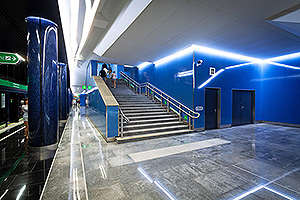 Фотогалерея станции «Зенит»