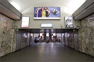 Фотогалерея станции Улица Дыбенко