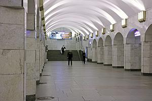 Фотогалерея станции Площадь Александра Невского-II