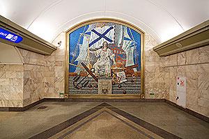 Фотогалерея станции Адмиралтейская