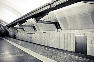 Фотогалерея станции Чкаловская