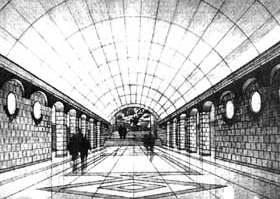 Фотогалерея станции Комендантский Проспект