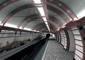Проект станции