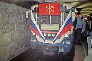 Фотогалерея вагонов модели 81-540.7/541.7