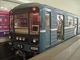 Фотогалерея вагонов модели 81-540.9/541.9