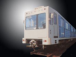 Фотогалерея вагонов модели 81-550/551/552