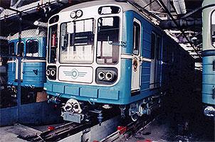 Фотогалерея вагонов модели ЭС-719 и ЭС-720