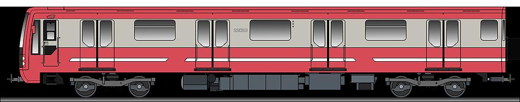 Вагоны модели 81-722.1/723.1/724.1
