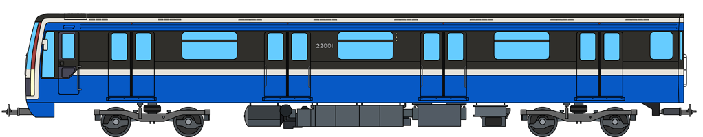 Вагоны модели 81-722/723/724 «Юбилейный»