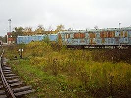 Фотогалерея вагонов типа Д