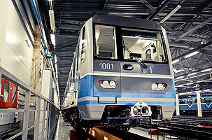 Фотогалерея вагонов модели 81-780/781