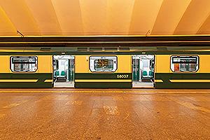 Вагоны модели 81-556.2/557.2/558.2 Нева