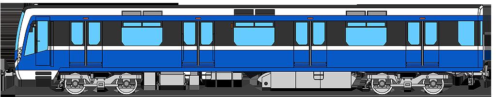 Вагоны модели 81-556.1/557.1/558.1 Нева