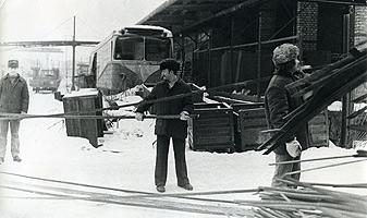 Фотогалерея вагонов типа «В»